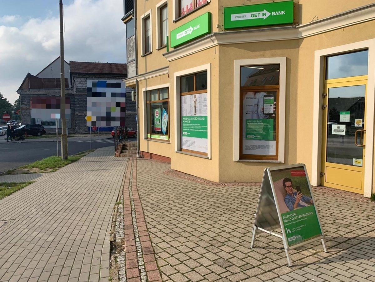 Getin Bank, Bolesławiec, ulica Zgorzelecka 37
