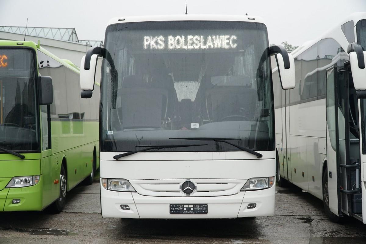 Nowe autobusy spółki PKS Bolesławiec