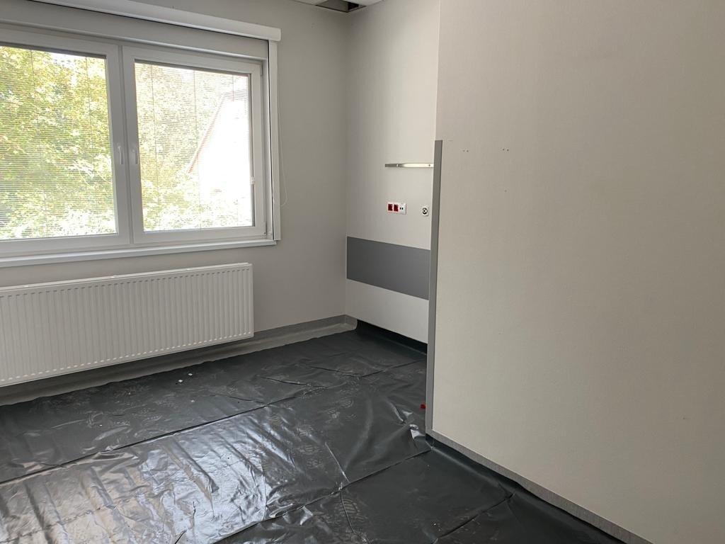 Trwa budowa nowego budynku Szpitala Powiatowego w Bolesławcu dla pacjentów z koronawirusem