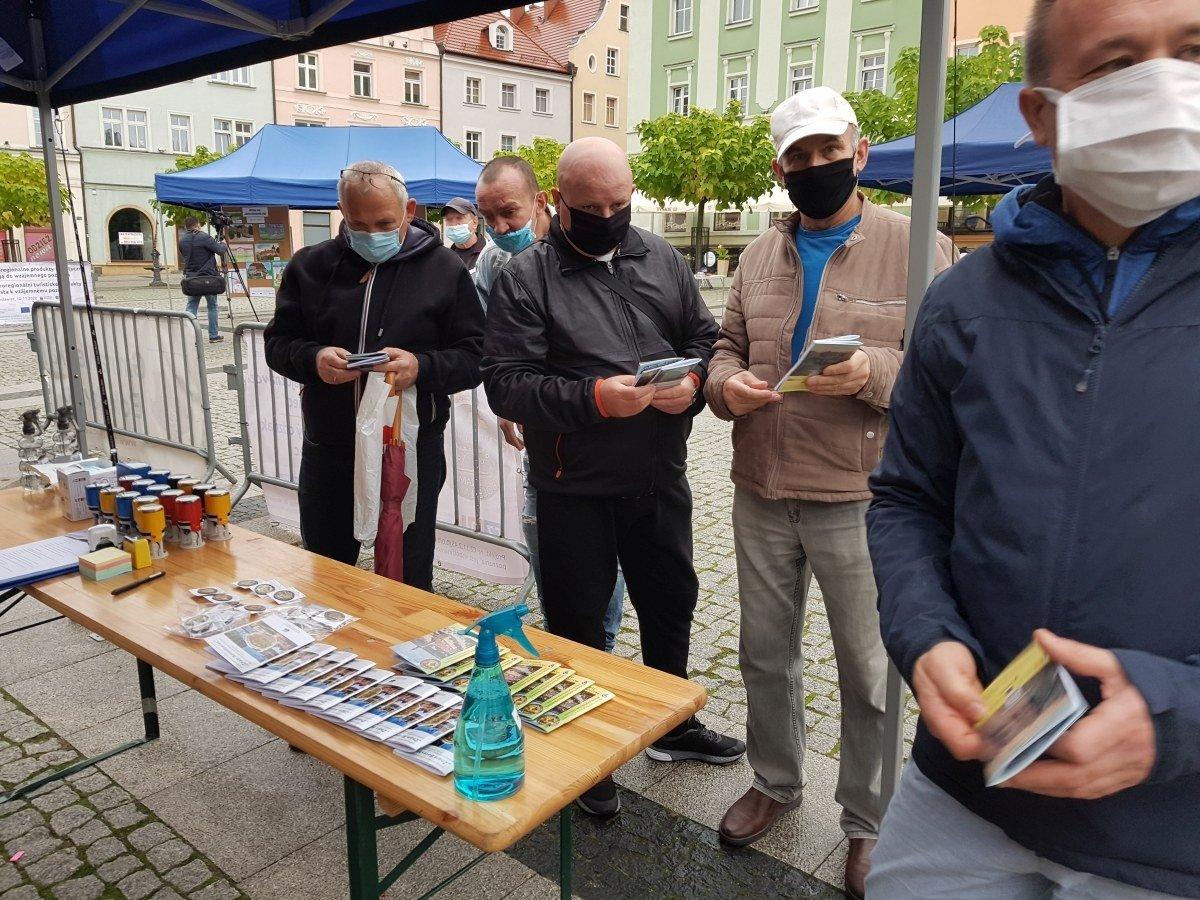 Otwarcie Miejskiej Trasy Turystycznej w Bolesławcu