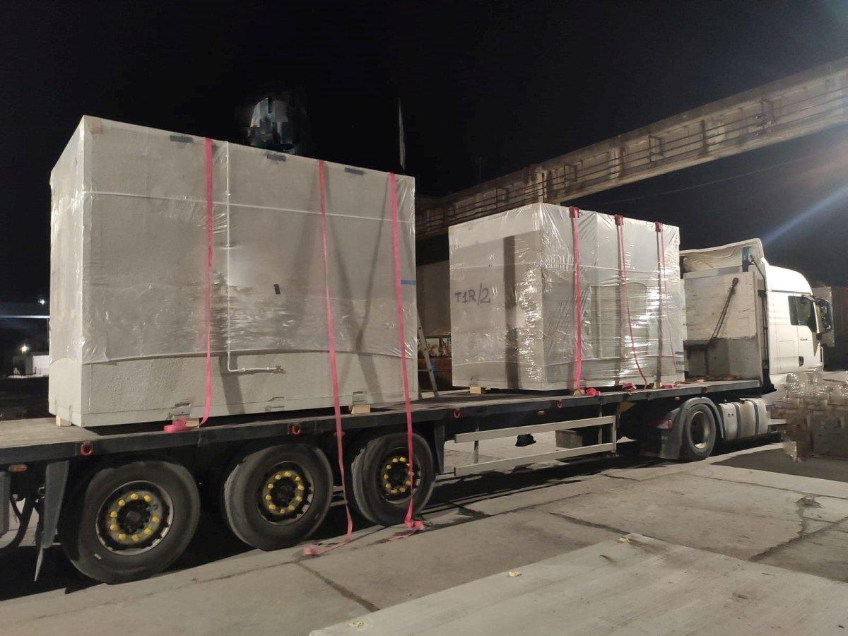 Prefabrykowane modułowe obiekty z betonu