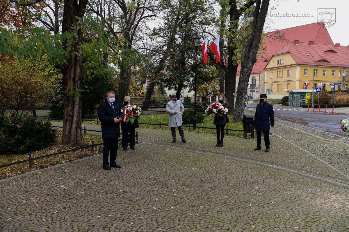 Bolesławieckie obchody Święta Niepodległości