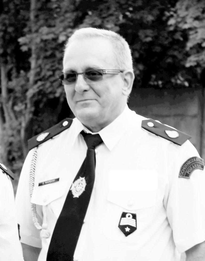 Śp. Zbigniew Bożęcki