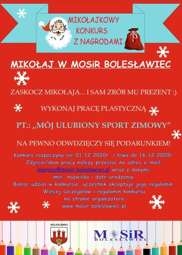 Grudzień z MOSIR Bolesławiec