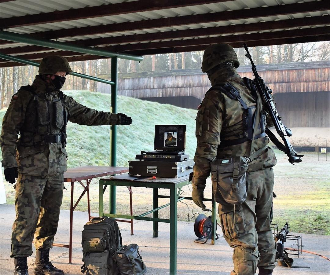Przyszli podoficerowie 23 Śląskiego Pułku Artylerii w trakcie kursu instruktorsko-metodycznego
