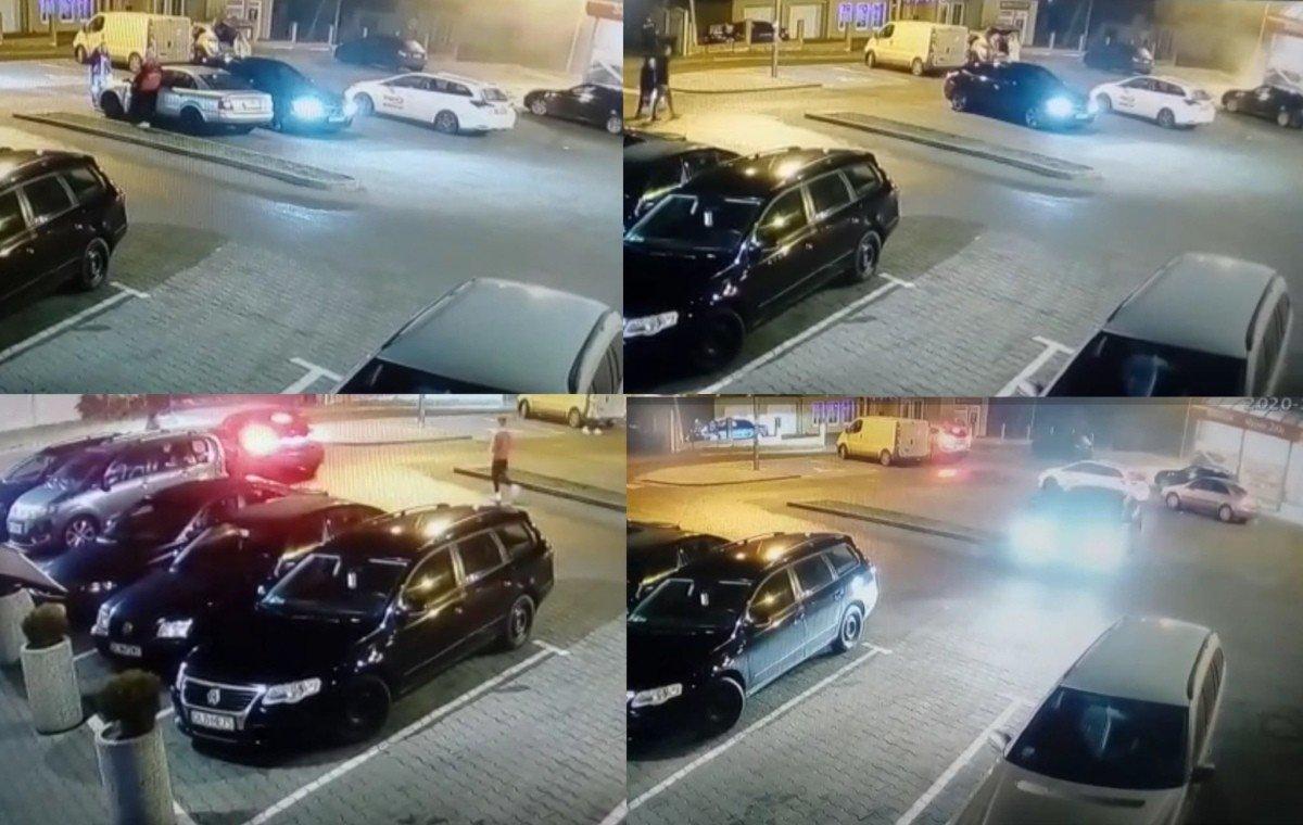Kradzież BMW w Gryfowie Śląskim