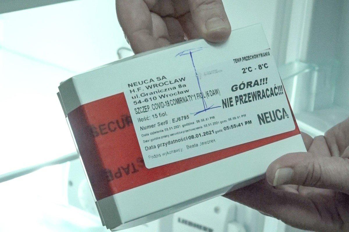 Akcja szczepienia w bolesławieckim szpitalu powiatowym