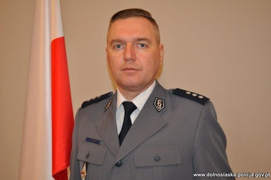 Akcja służb w Lubinie i mundurowi, którzy uratowali 34-latka
