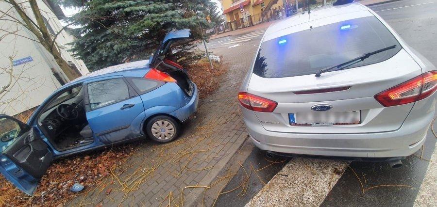 Akcja policji w Zgorzelcu