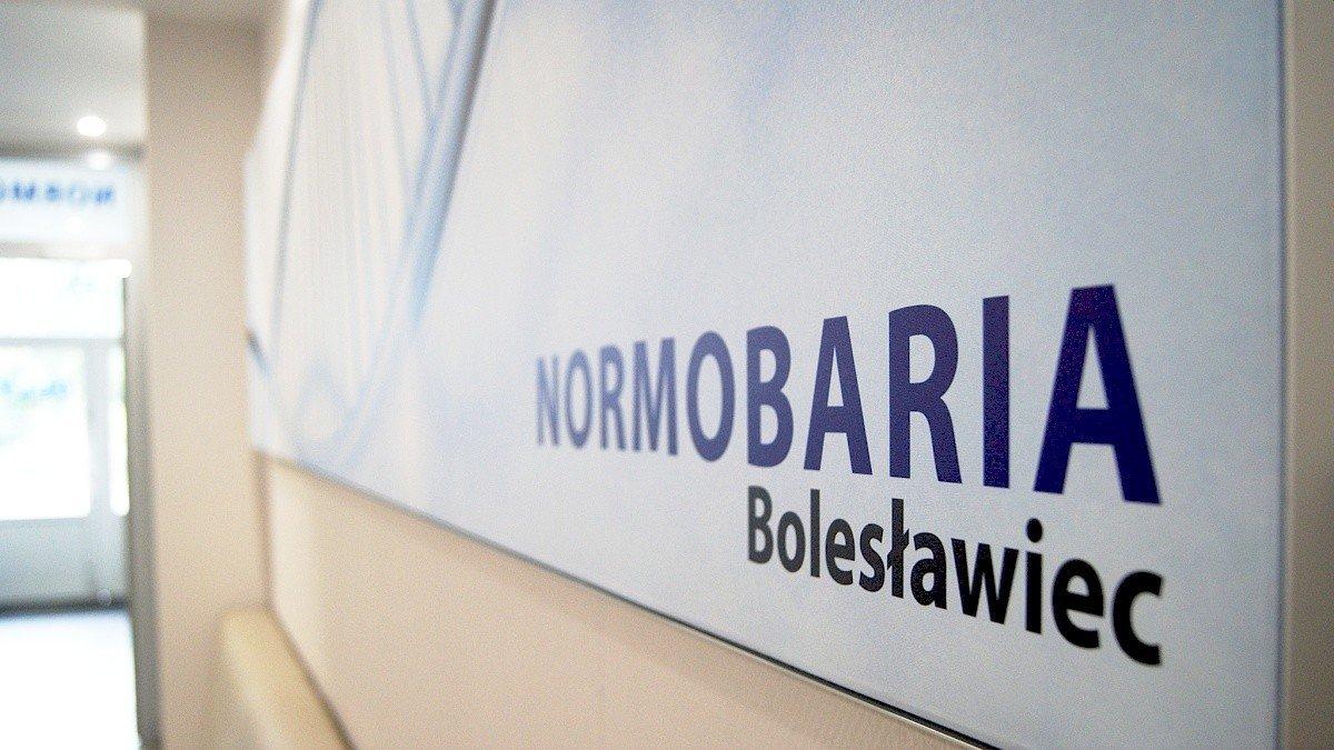 Normobaria Bolesławiec
