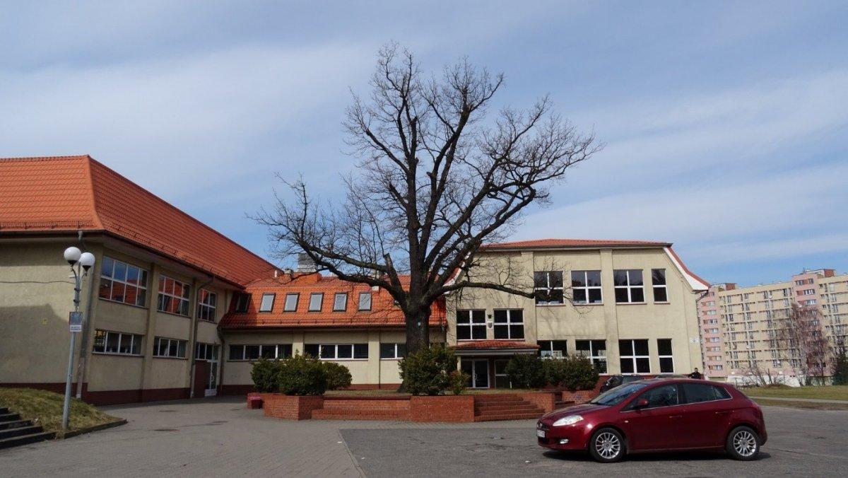 Hala I LO w Bolesławcu