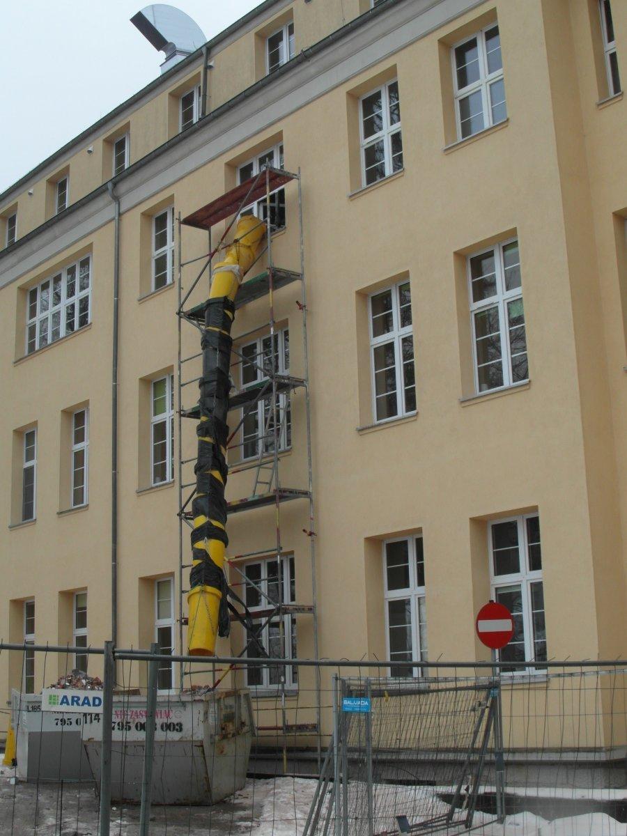 Inwestycje w szpitalu powiatowym w Bolesławcu
