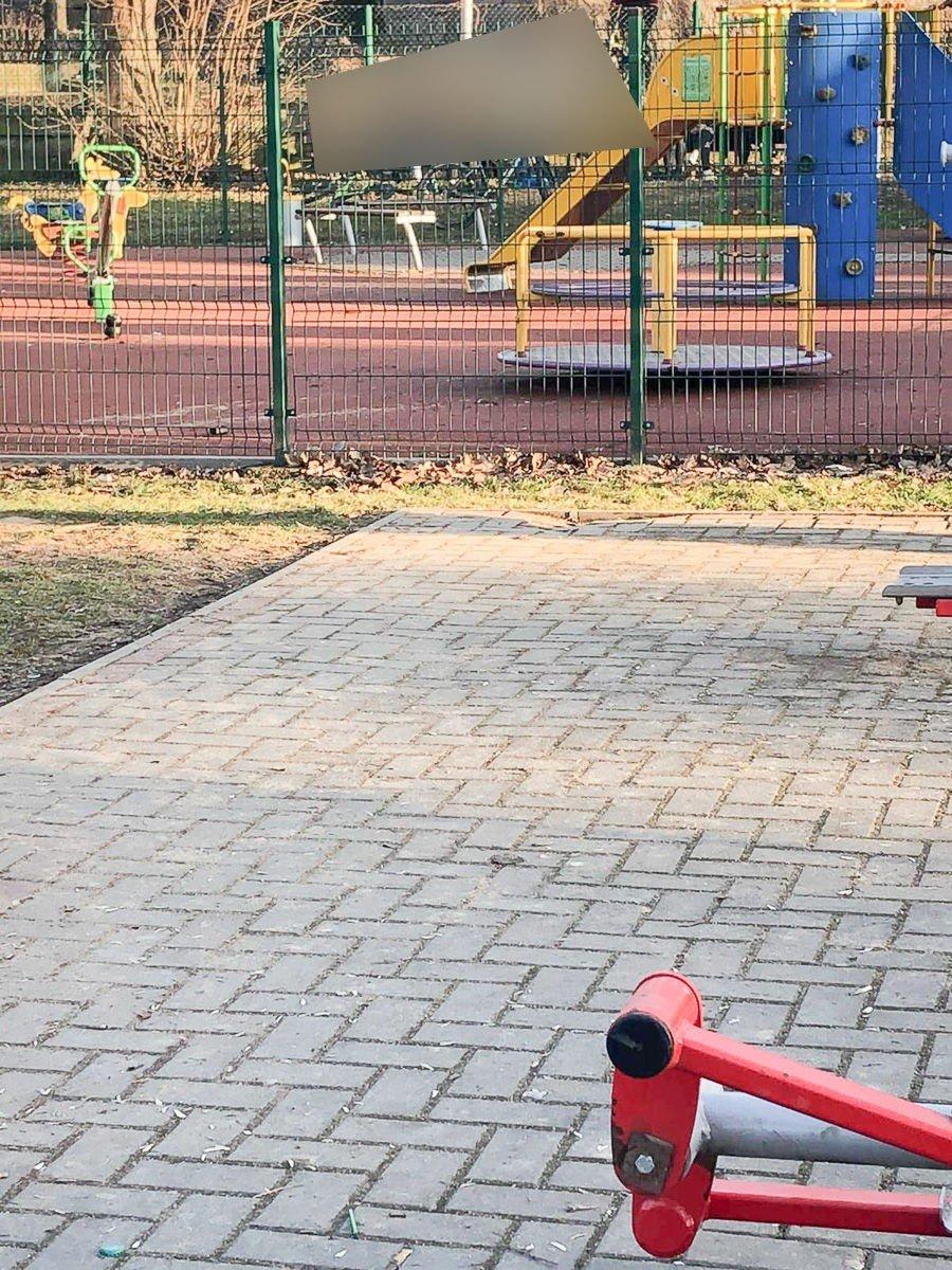Plac zabaw w Raciborowicach
