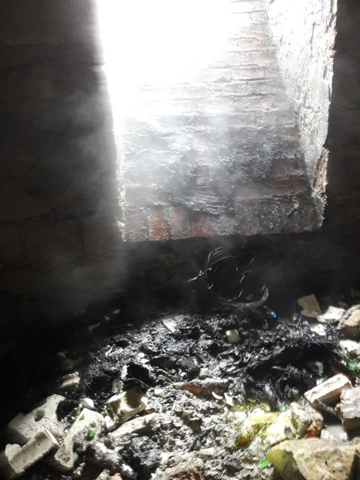 Akcja straży pożarnej w Nowogrodźcu