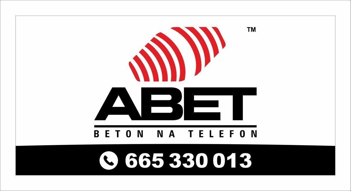 ABET Bolesławiec - beton na telefon