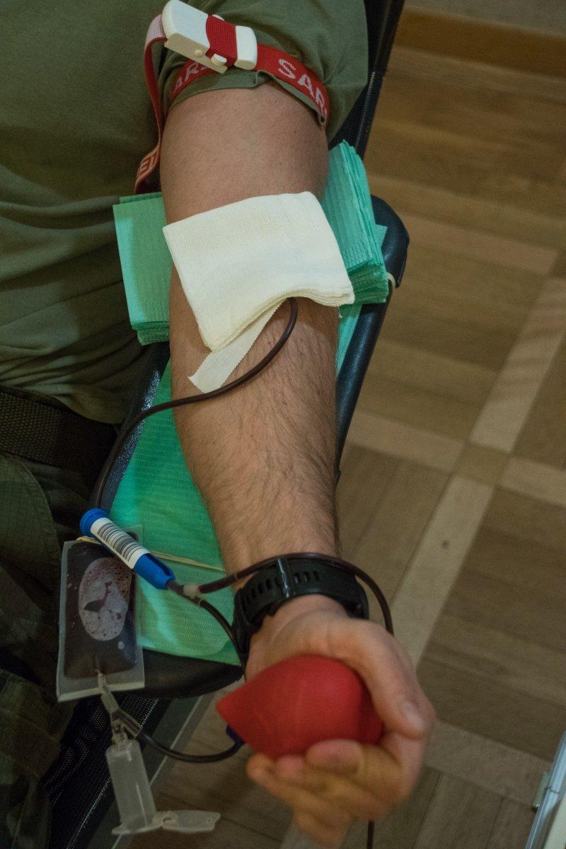 Akcja krwiodawstwa w Świętoszowie