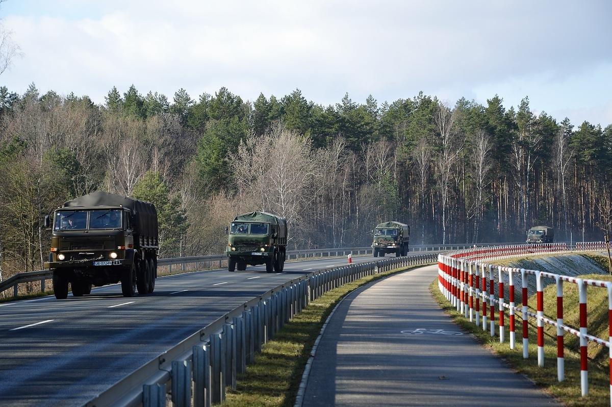 Działania żołnierzy 23 Śląskiego Pułku Artylerii w Bolesławcu