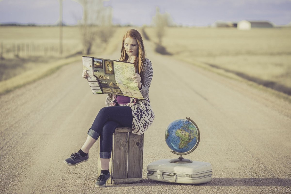 Podróżujący ludzie
