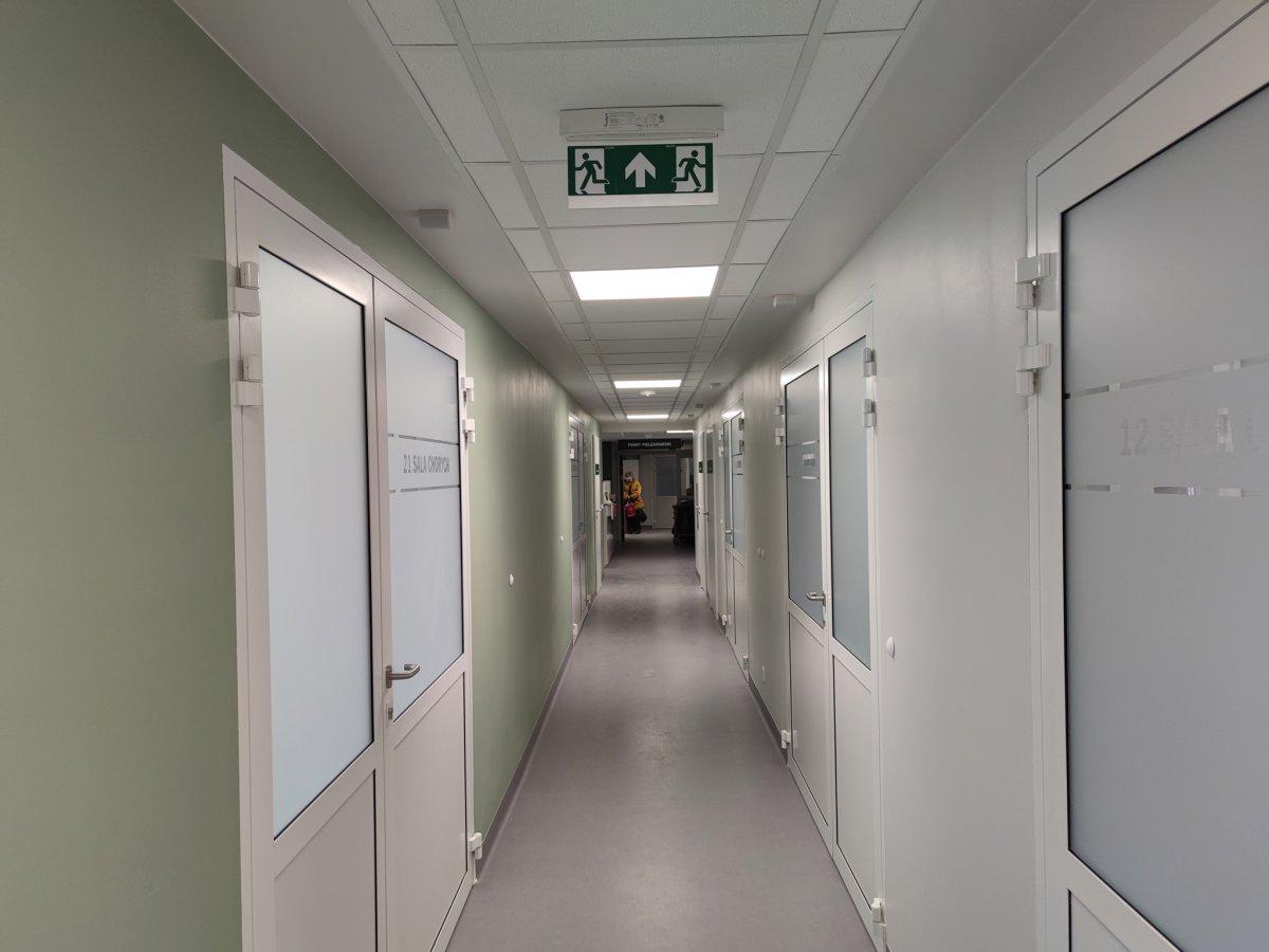 Nowy oddział ortopedyczny w szpitalu powiatowym w Bolesławcu