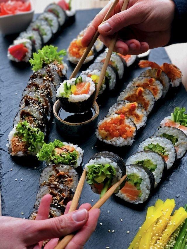 Weekendowy Festiwal Sushi