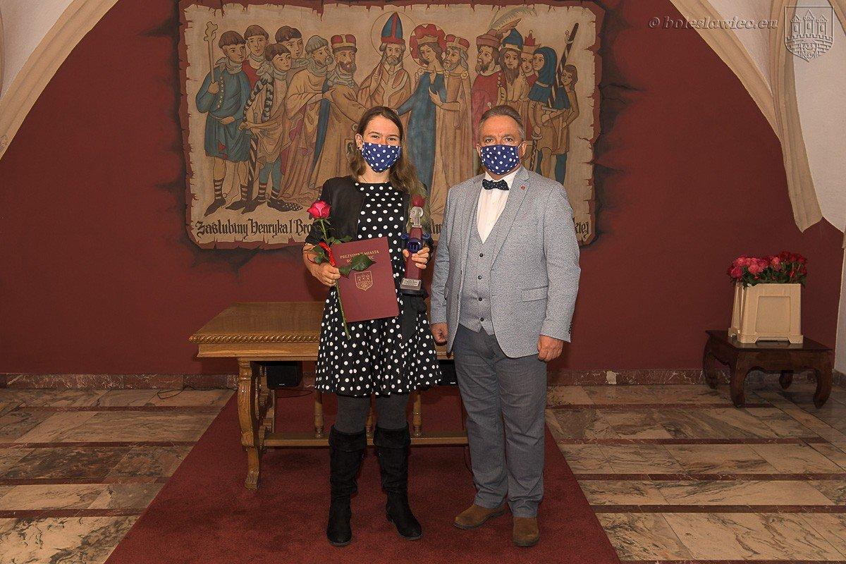 Laureaci nagród za promocję Bolesławca w kategorii sport