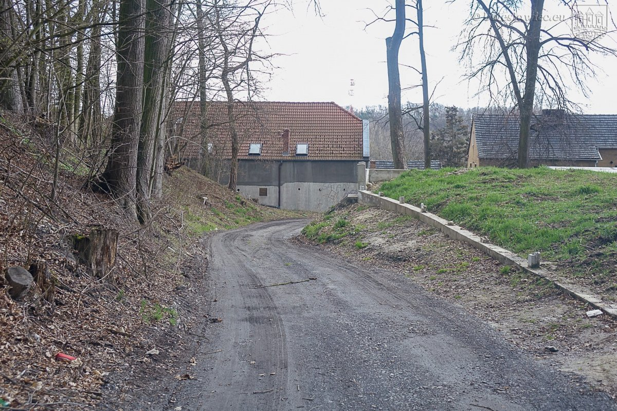 Ulica Wiosenna w Bolesławcu