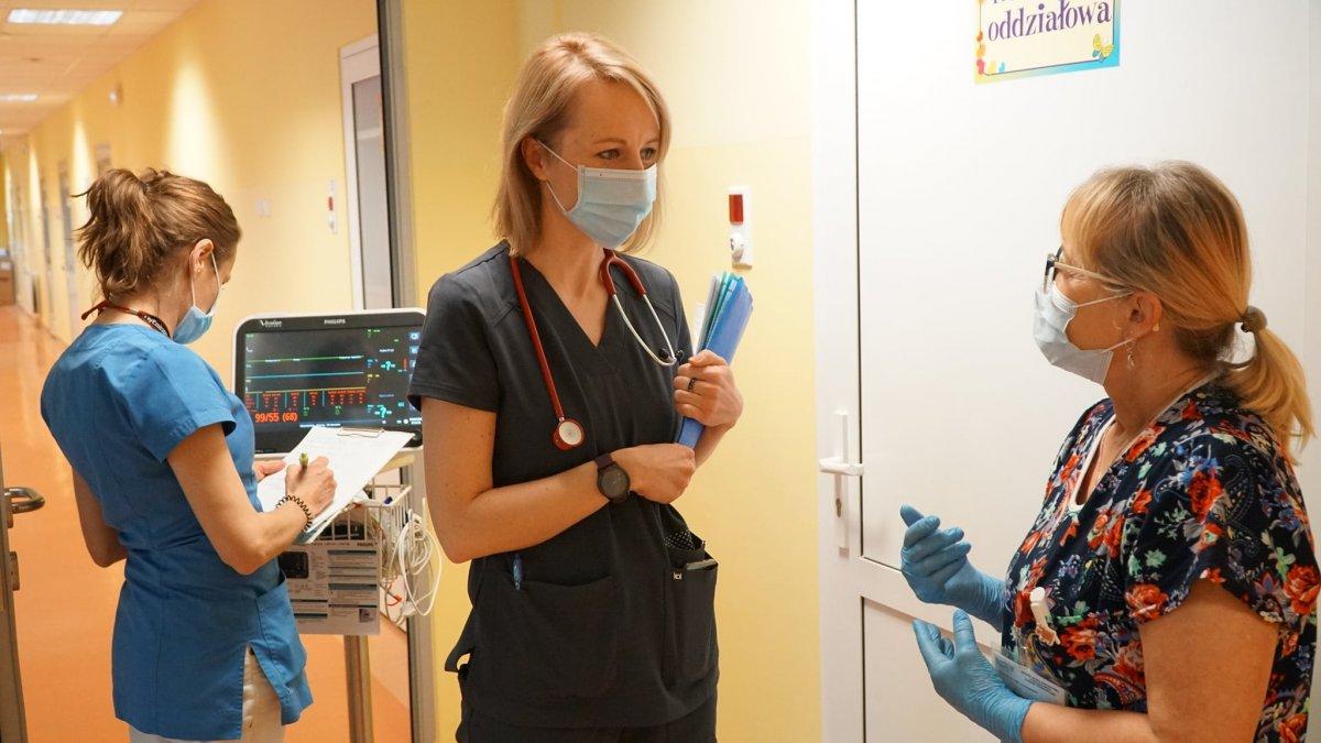 Oddział Pediatryczny przy Zespole Opieki Zdrowotnej w Bolesławcu funkcjonuje bez komplikacji
