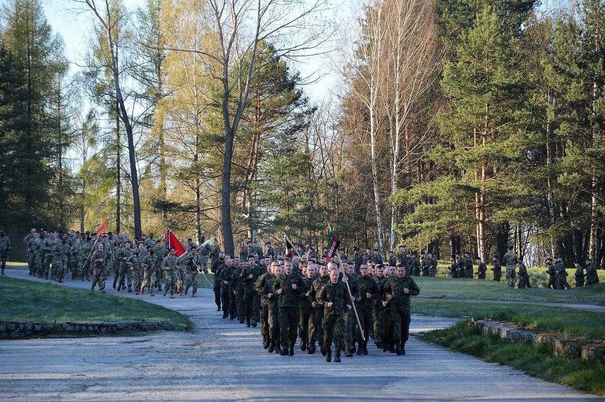 Dzień Sportu w 23 Śląskim Pułku Artylerii w Bolesławcu