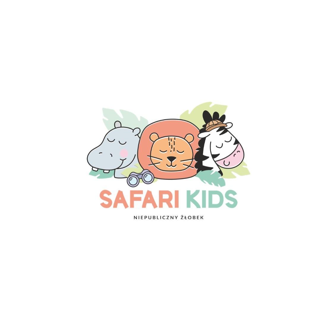 Logotyp żłobka Safari Kids