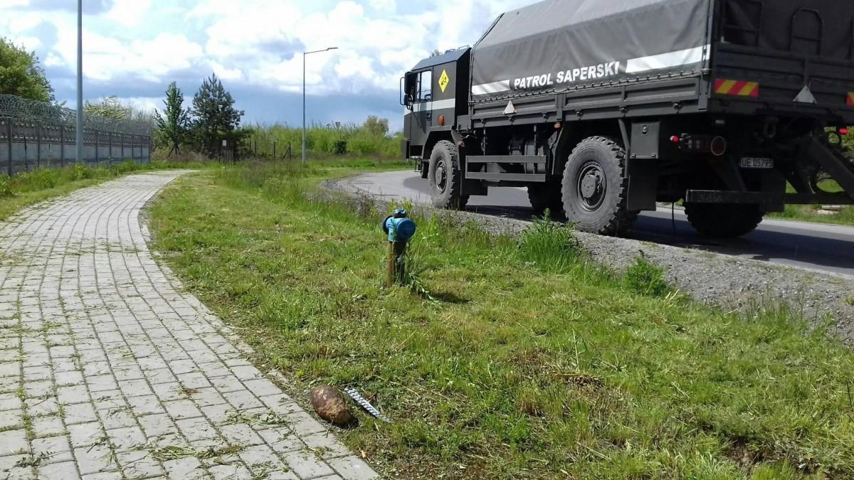 Działania Patrolu Saperskiego Bolesławiec