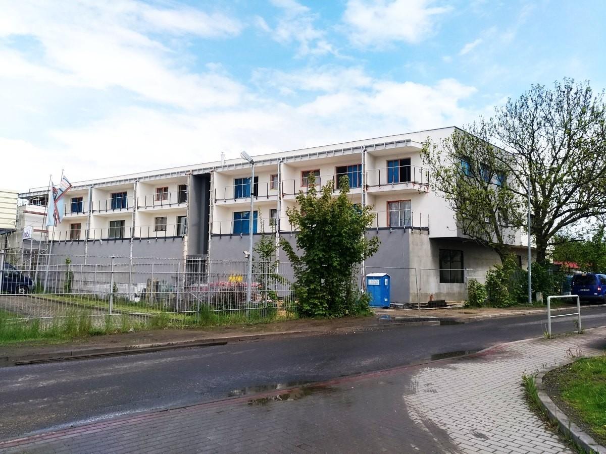 Inwestycja przy ulicy Staszica w Bolesławcu
