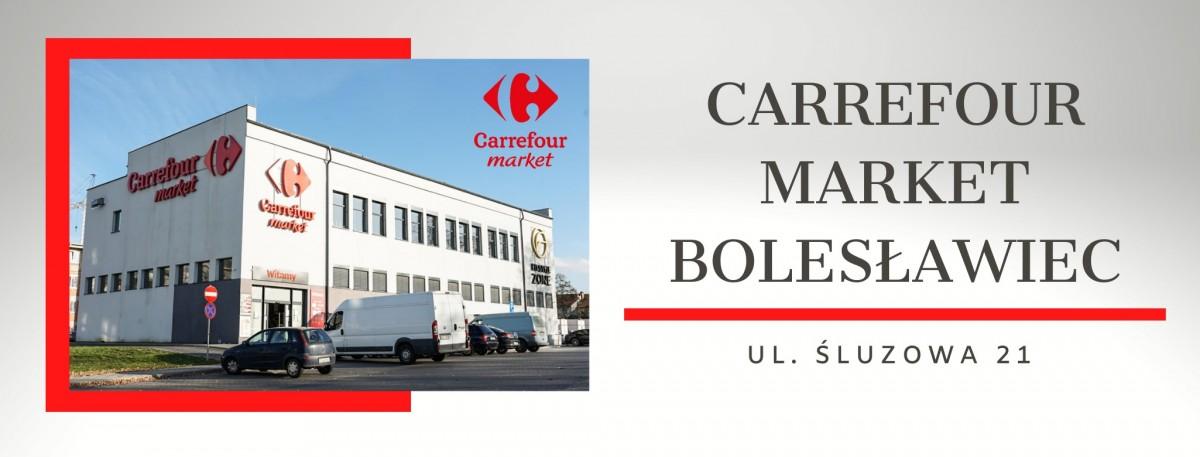 Carrefour Market Bolesławiec
