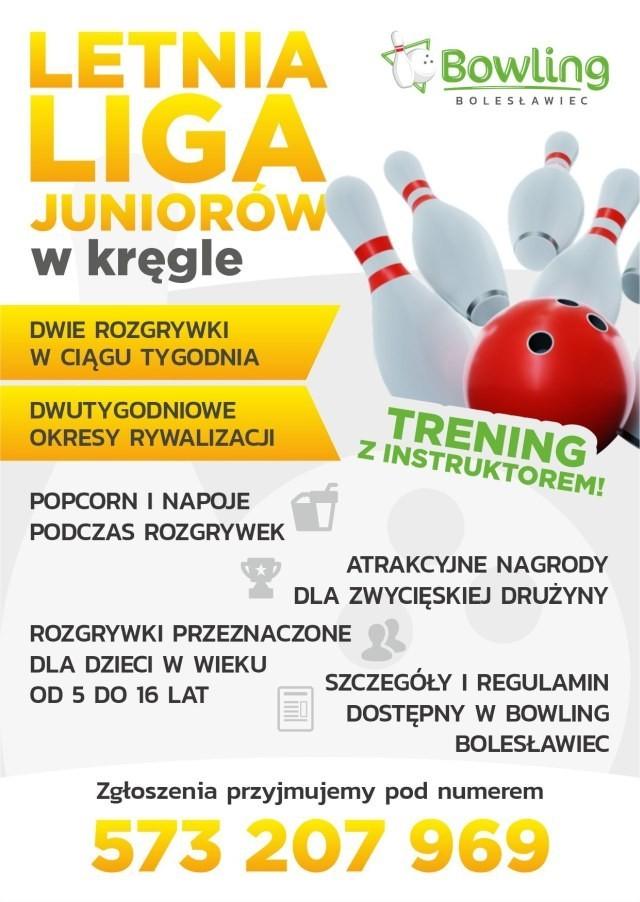 Letnia Liga Bowlingowa