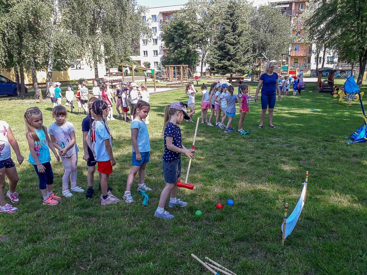 Na sportowo i z optymizmem w bolesławieckich przedszkolach – MPP nr 1