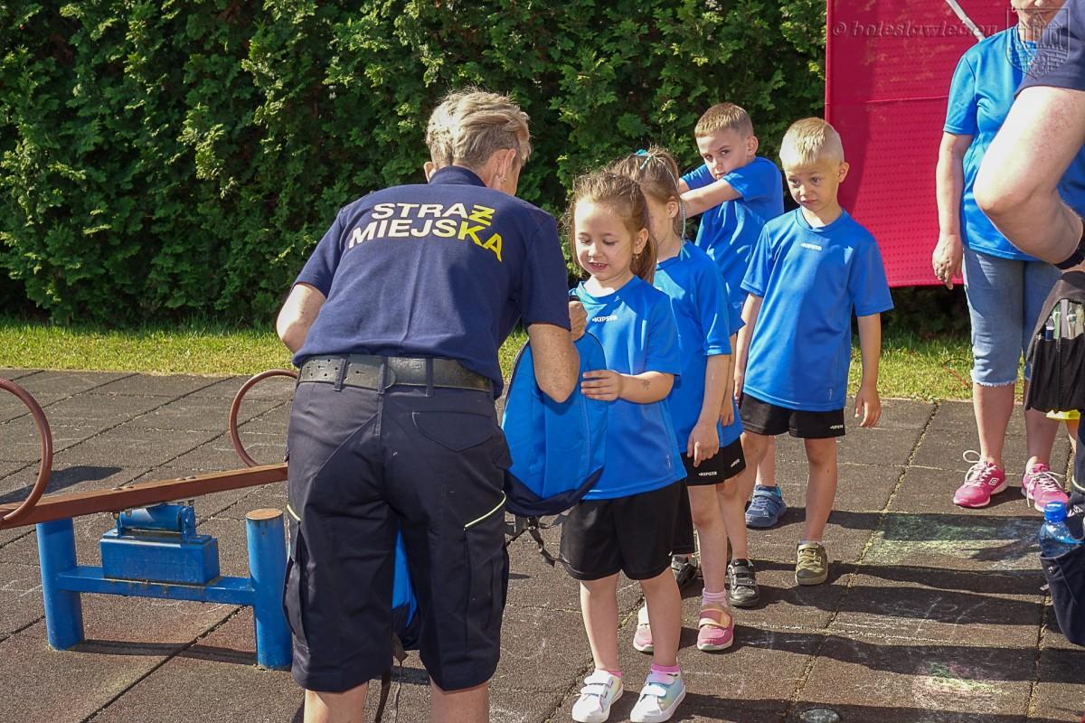 Na sportowo i z optymizmem w bolesławieckich przedszkolach – MPP nr 3