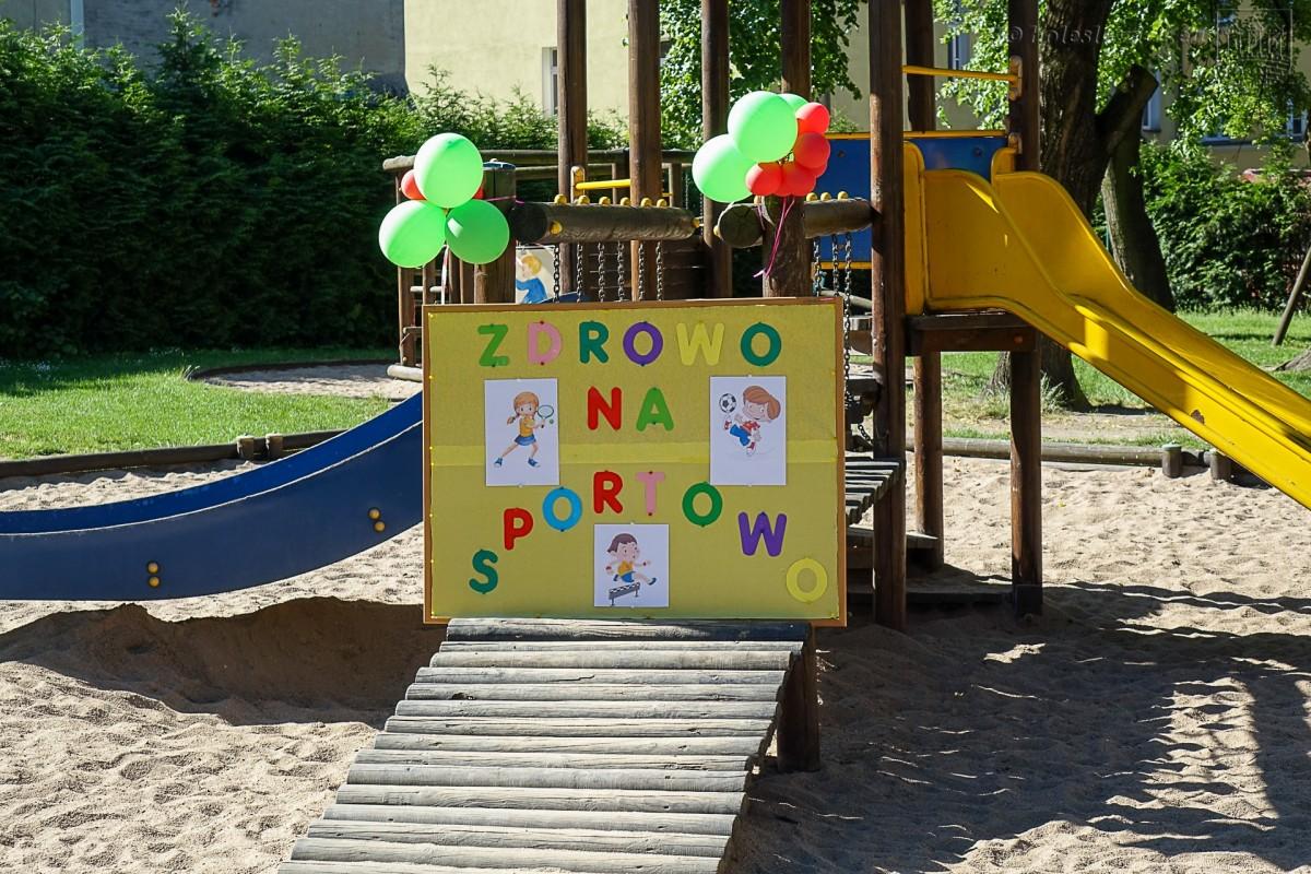 Wiedza i zabawa podczas igrzysk olimpijskich w Bolesławcu – MPP nr 4