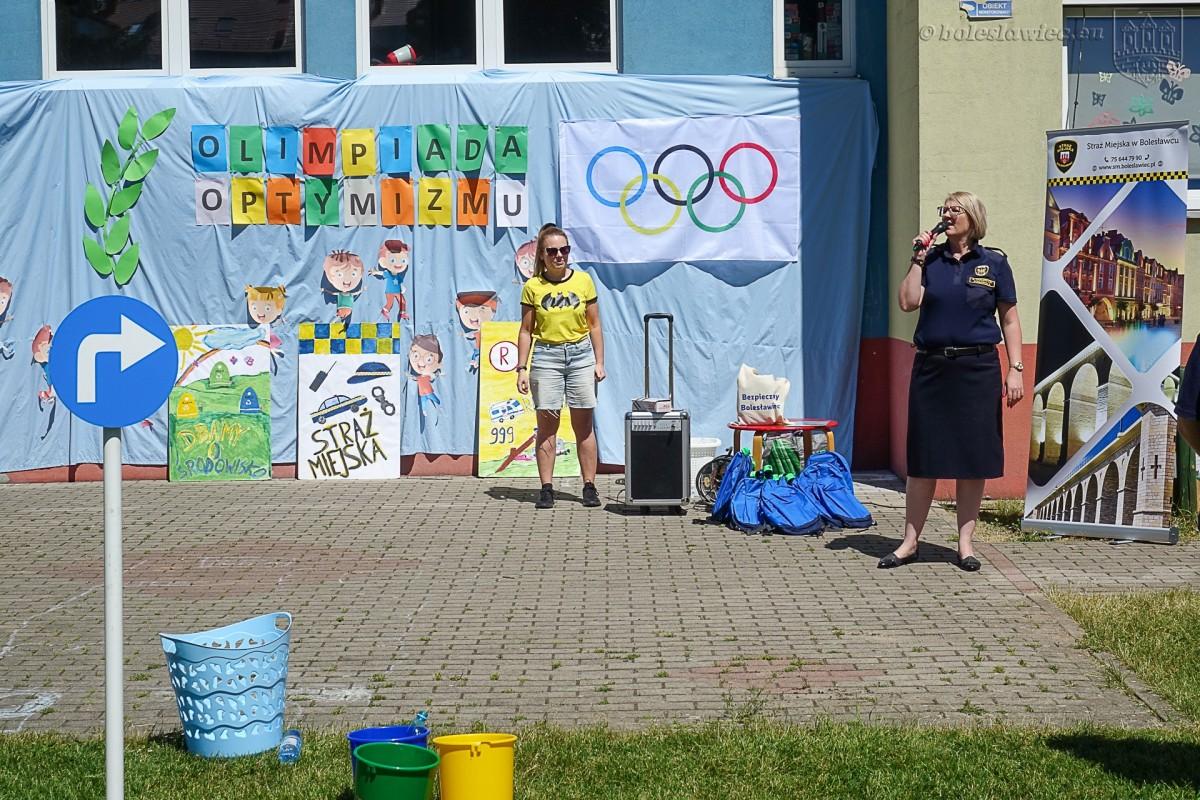 Wiedza i zabawa podczas igrzysk olimpijskich w Bolesławcu – MPP nr 7
