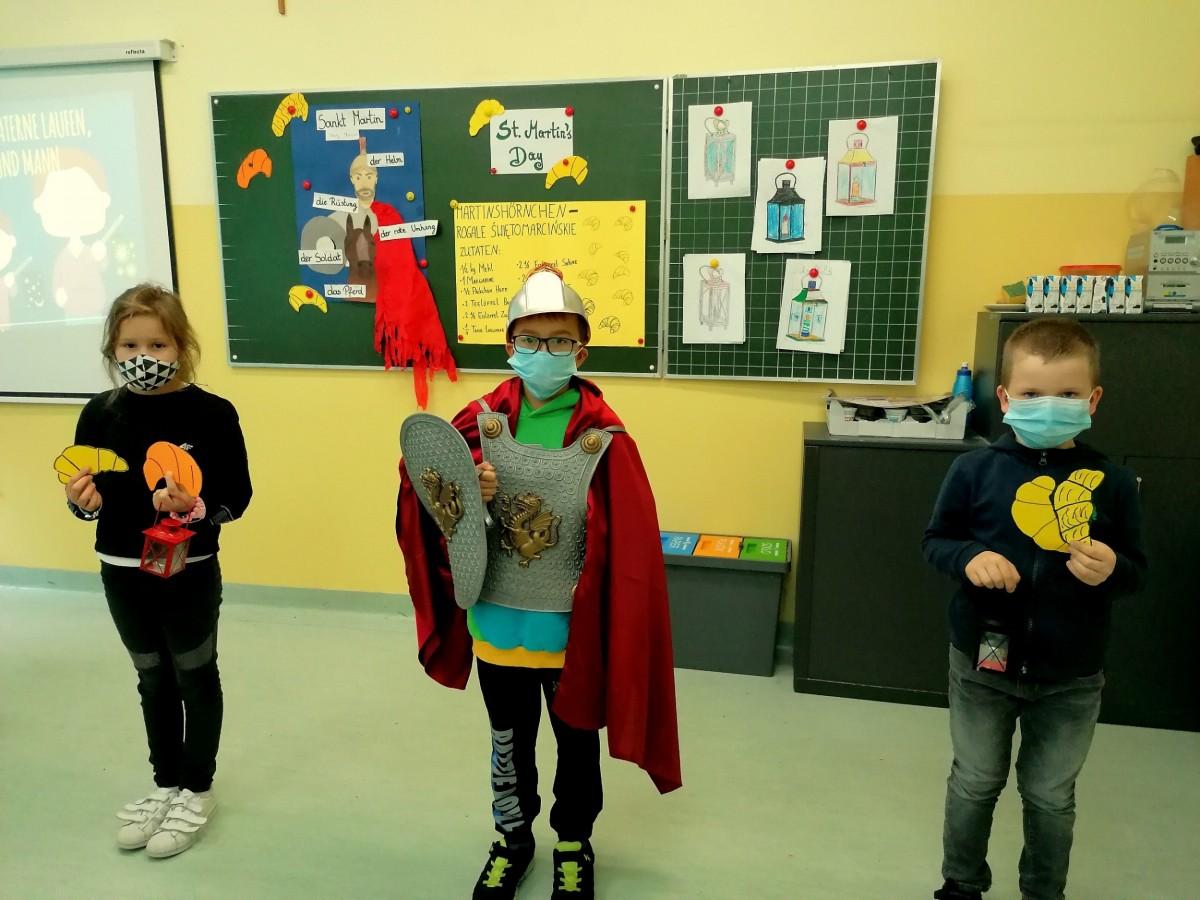 Dzieci w SP nr 3