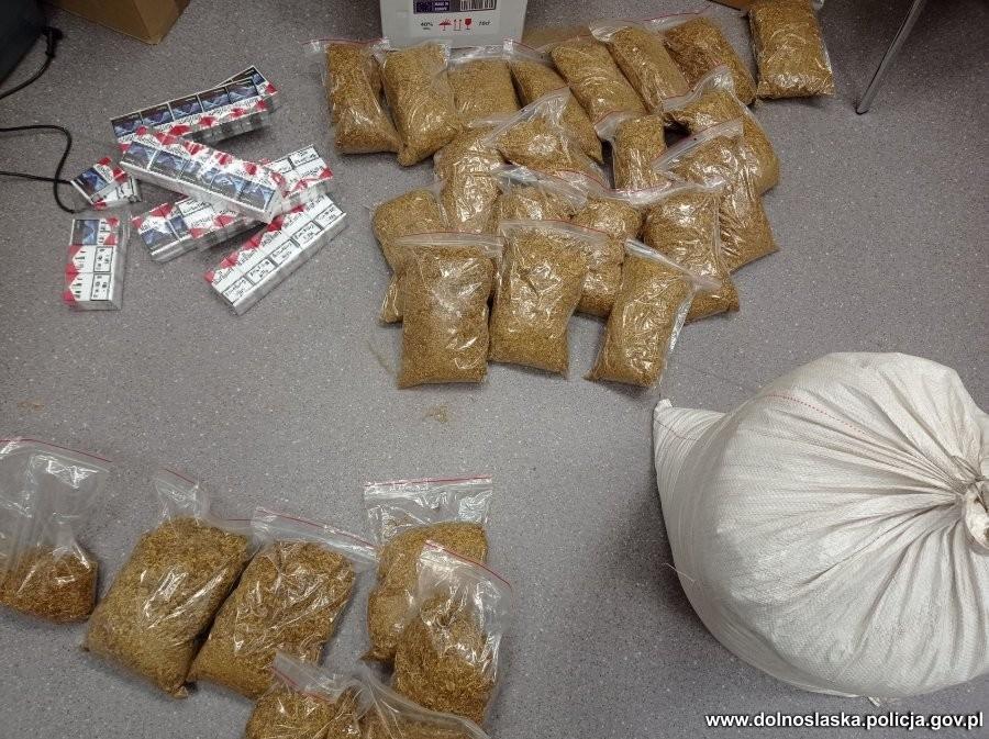 Przedmioty, substancje i pojazdy zabezpieczone przez policję
