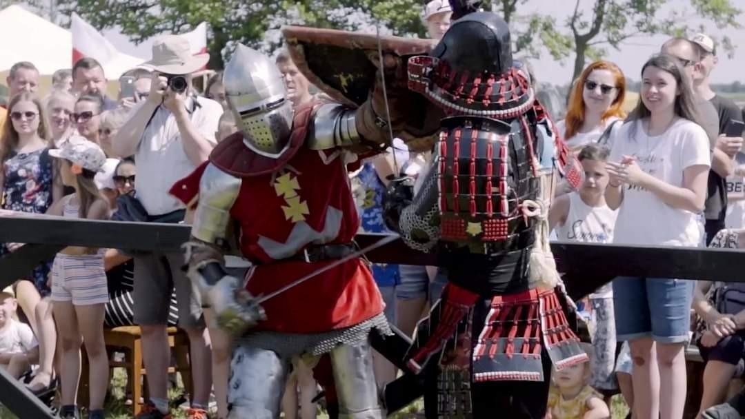 Wraca Turniej o Miecz Sołtysa Krzyżowej! W programie pokaz tańców, bitwa o gród i Fire show