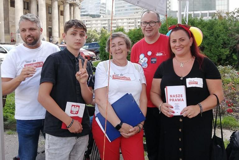 Wolna Gromadka i Bolesławiecki Strajk Kobiet z Adamem Bodnarem