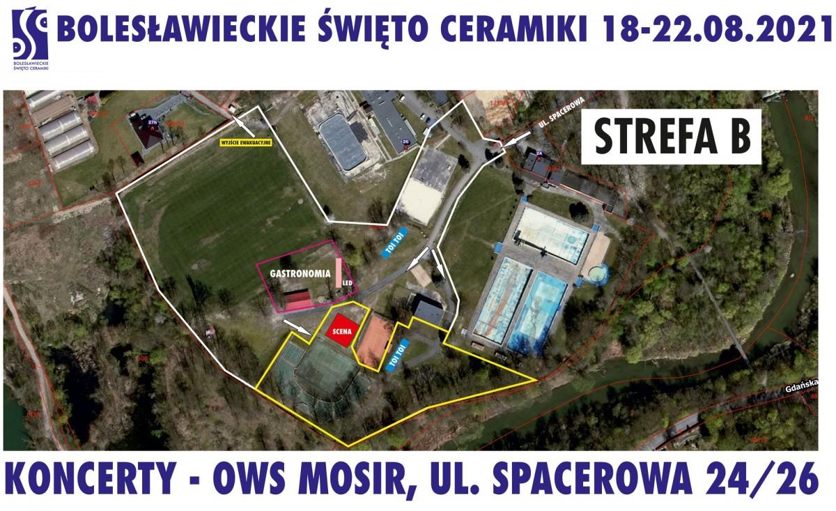 Plan Ośrodka Wodno_Sportowego: kocerty