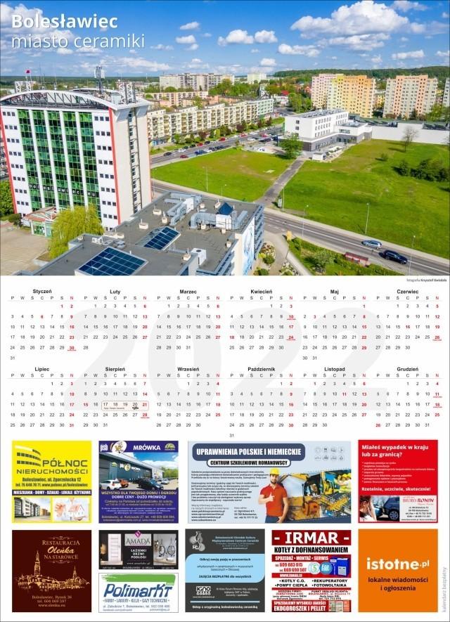 Wyjątkowy kalendarz na 2022 rok