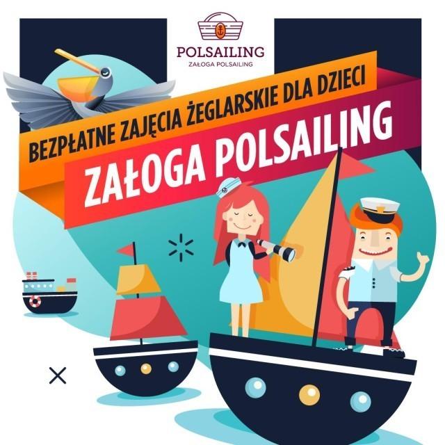 Bezpłatne zajęcia żeglarskie dla dzieci