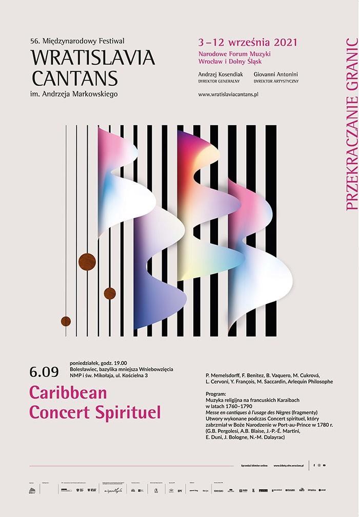 Plakat Wratislavia Cantans 2021