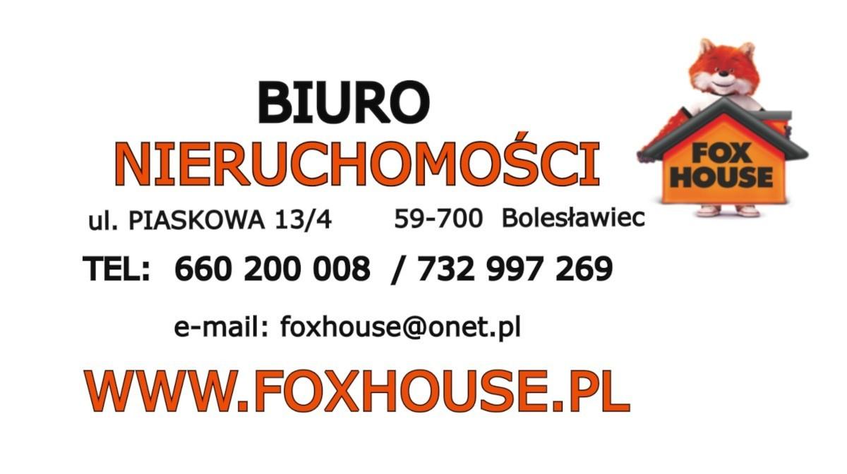 Nowa lokalizacja Biura Nieruchomości FoxHouse